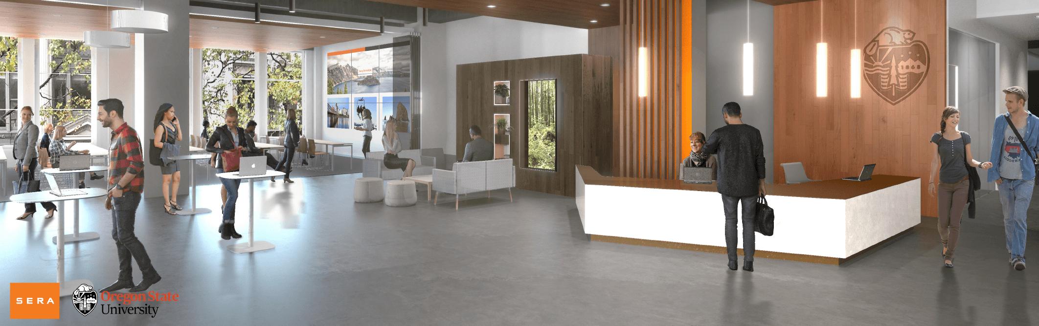 OSU Portland Center lobby rendering(cropped)